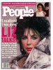 Liz Taylor cover Dec